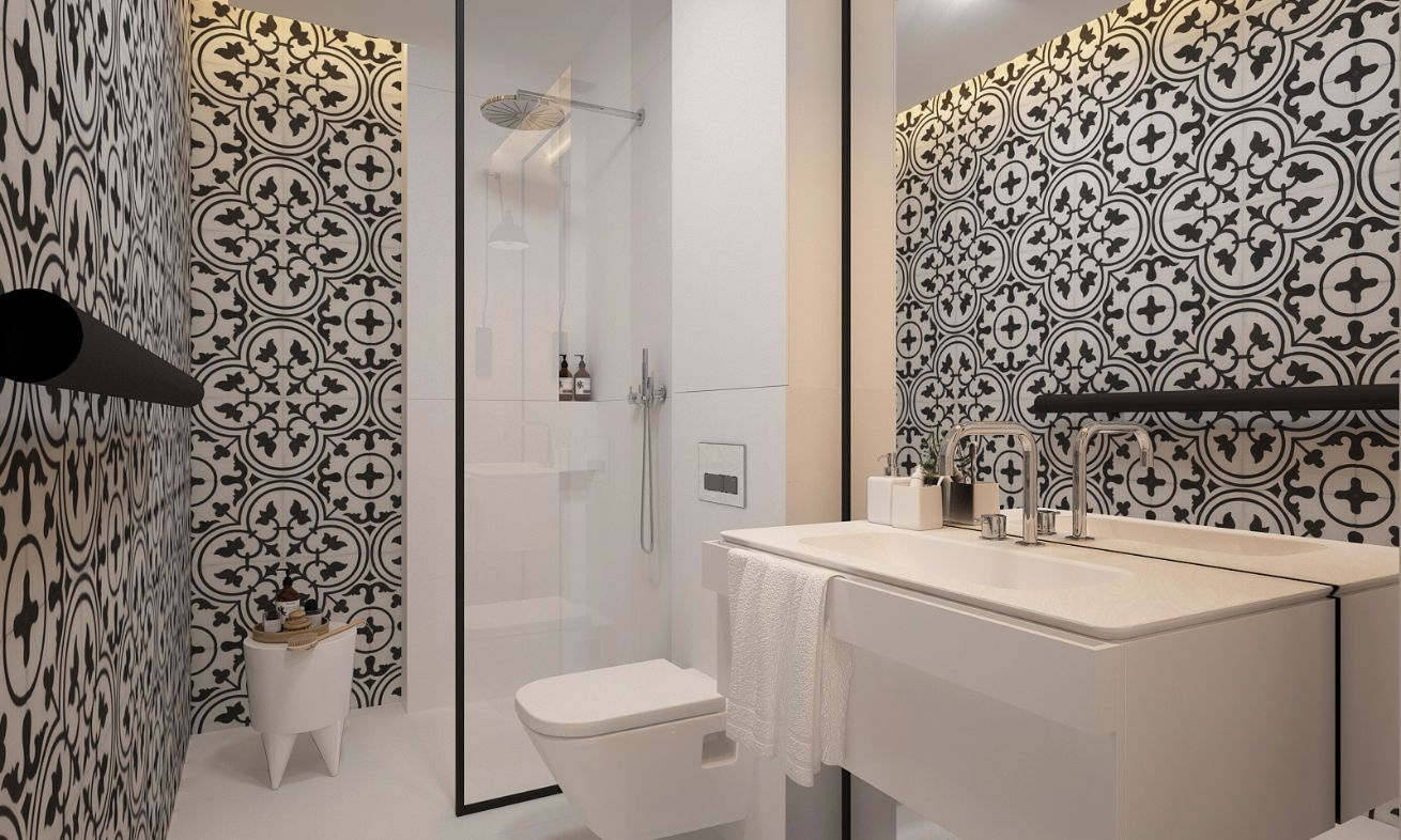 łazienki kraków